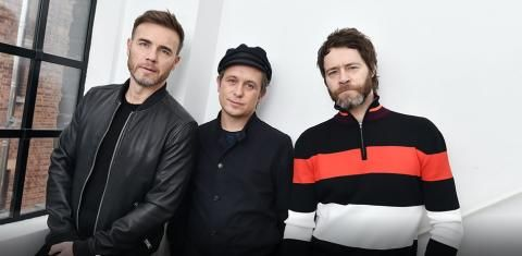 Take That's first hit was in 1992... but do the boys still get nervous performing live?  Emily Watson asks Gary Mark and Howard about feeling nervous before going on stage.