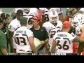 FatManWriting: Miami Hurricanes Spring Game: Gino Toretta to Andre Johnson for the Touchdown! Wait--What?!?!