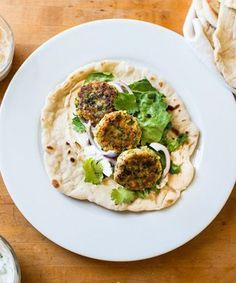 The 25 best falafel recipe no food processor ideas on pinterest food52 no gadget falafel food52 experts show us how to make falafel without a forumfinder Gallery