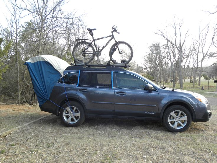Image result for subaru outback and camper