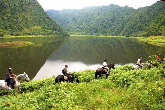 Reunion Island: Grand Etang