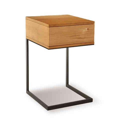beistelltisch kirschbaumholz. Black Bedroom Furniture Sets. Home Design Ideas