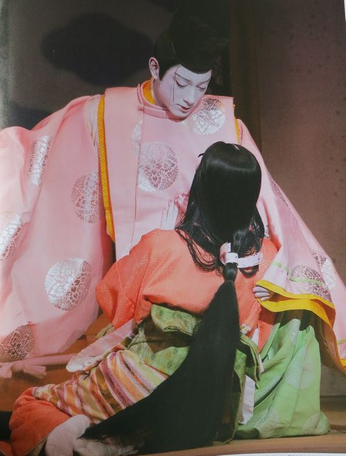 Ichikawa Ebizo XI 源氏物語 舞台