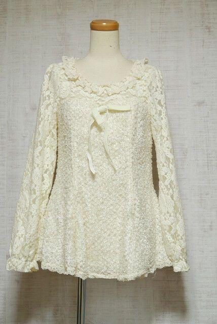9bd88faa9ca LIZ LISA Tunic Japanese Style Fashion Lolita Sweet Cute Dreamy 02 ...