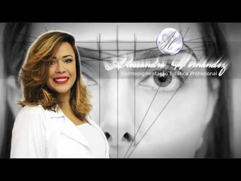 Microblading Fio a Fio Realista - #09 - YouTube