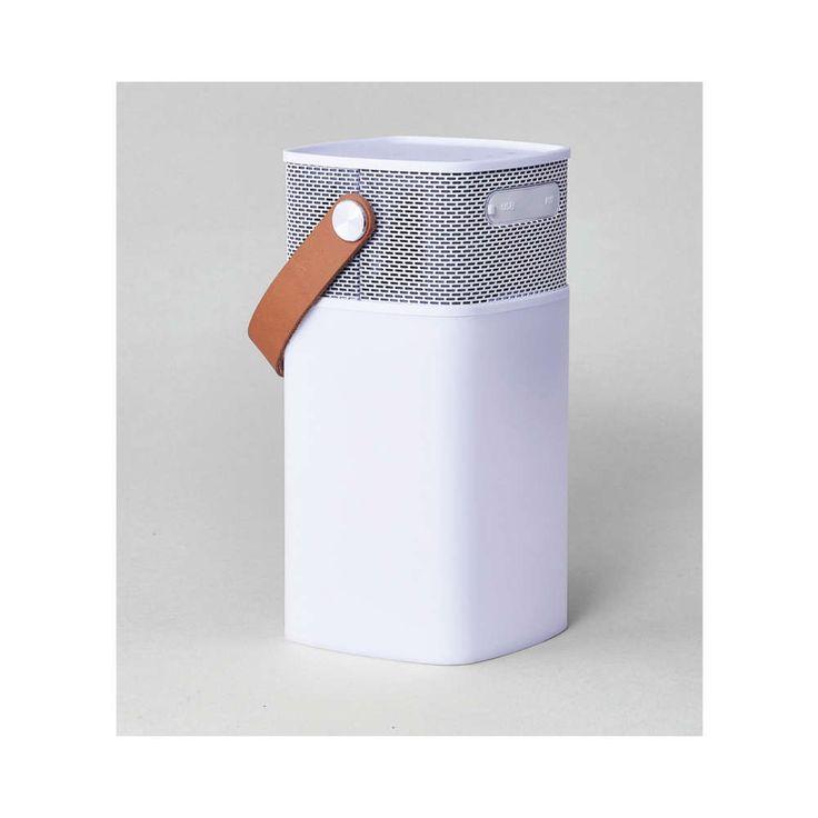Kreafunk speaker aGlow hvit/hvit