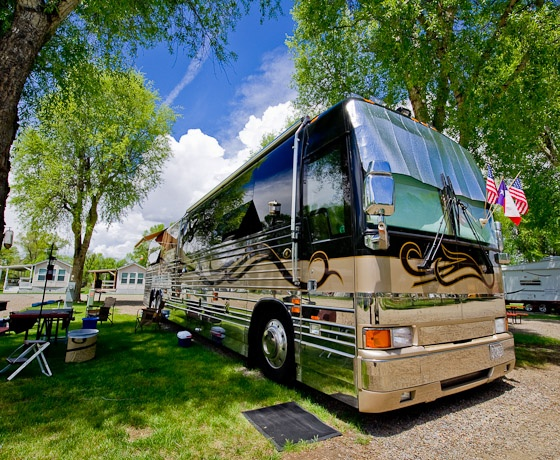 Resort Amenities Mesa Rv Resort Gunnison Co Rv