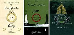 Lord of The Rings - J.R.R. Tolkien: Worth Reading, The Lord, Books Covers, High Fantasy, The Hobbit, Books Worth, Covers Design, Lord Of The Rings, Jrr Tolkien