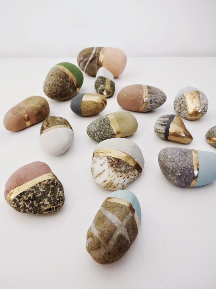 DIY: painted rocks                                                                                                                                                      Mehr