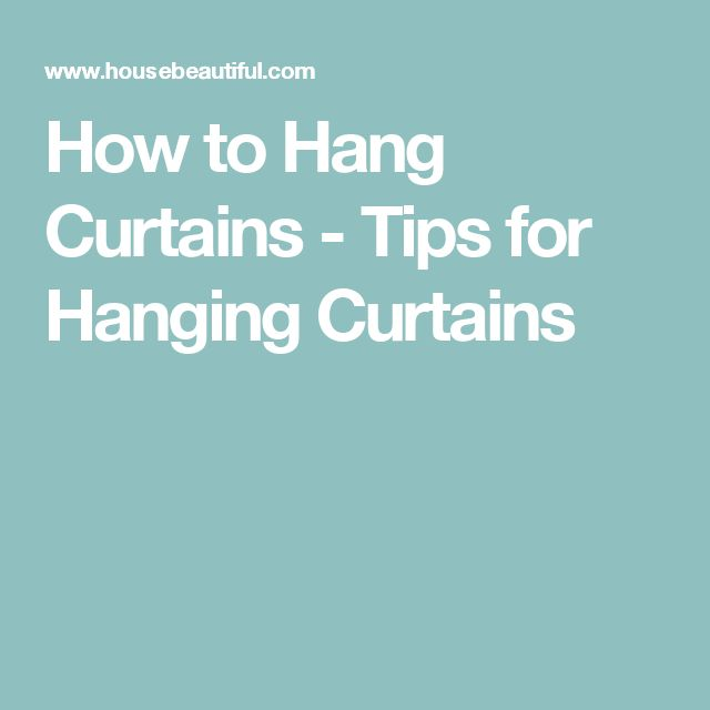 1000 ideas about hang curtains on pinterest old benches hanging curtains and cheap window. Black Bedroom Furniture Sets. Home Design Ideas