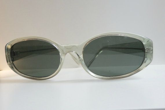 1950's vintage sunglasses light green frames eyewear eyeglasses accessories accessory womens
