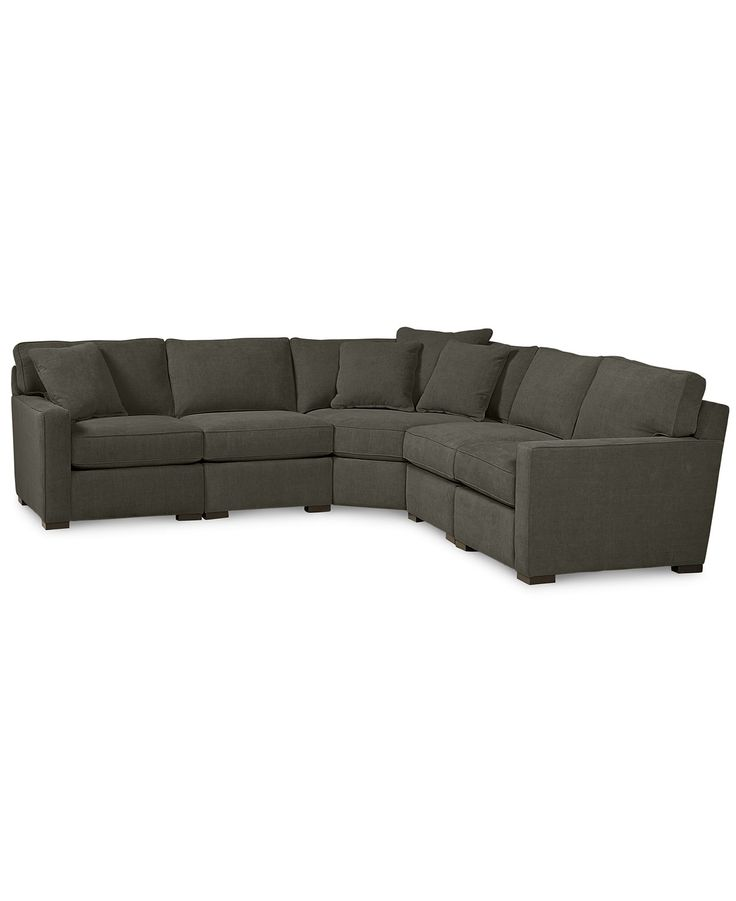 Best Radley Fabric 5 Piece Sectional Sofa Shops Sectional 400 x 300
