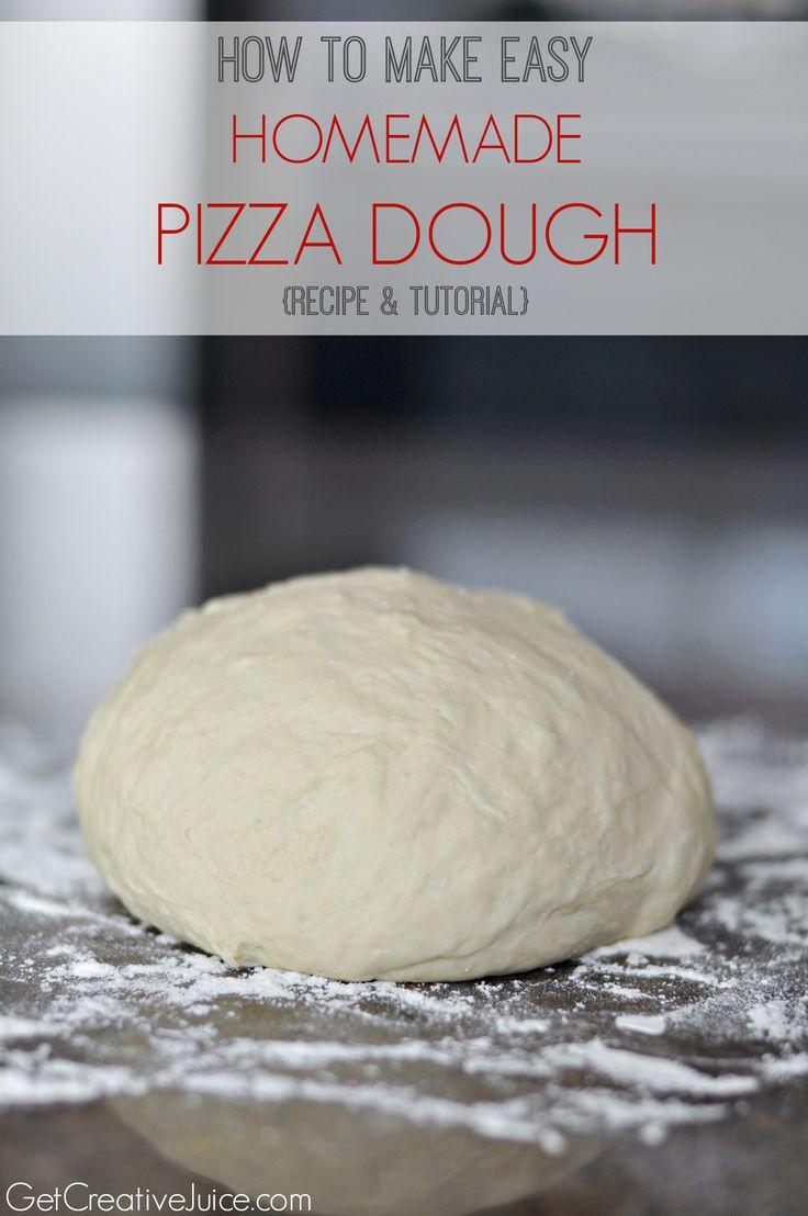 Easy-homemade-pizza-dough-recipe.jpg 1,400×2,108 pixels