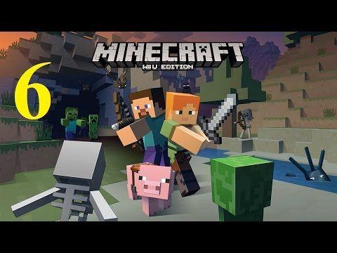 ✦La Scienza di Giacomo✦ Minecraft WiiU Edition Gameplay {6} HD Modalità ...