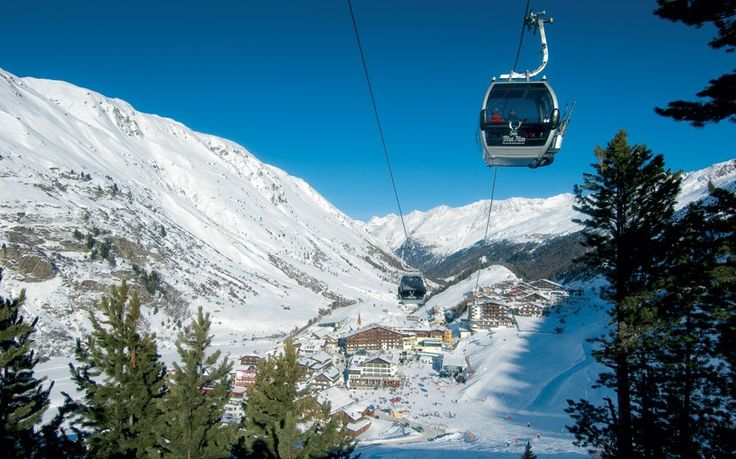 Ski Obergurgl: resort guide