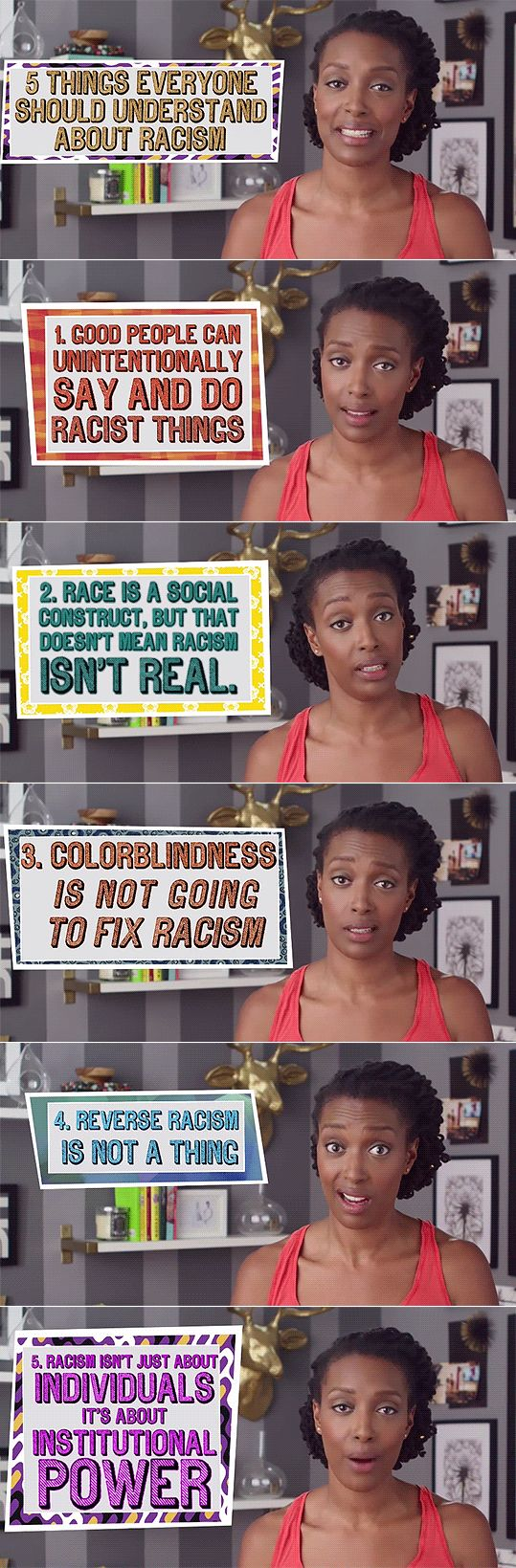 5 Things You Should Know About Racism | Decoded | MTV News with Franchesca Ramsey