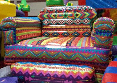 phantom entertainment Aztec Chair photos