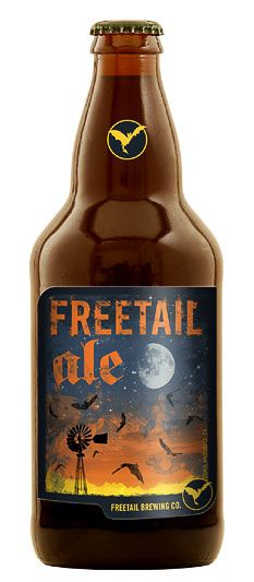 Freetail Brewing, a brewpub in San Antonio, TX, approached The MAD House a few years ago looking for a visual representation for each of their regular line-up of beers. Luke Miller, MAD House staff designer at the time, took the creative briefs and ran with them. These are the results.