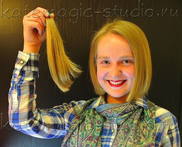 Женская стрижка, блонд, длинные волосы, средние волосы, смена имиджа, идея прически. Студия KateMagic. Москва, м. Борисово.  Телефон для записи: (495) 340 01 00  http://vk.com/katemagicstudio