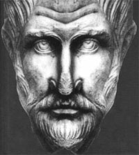"""Proclus (c. 412 – 485) was a Greek Neoplatonist philosopher, one of the last major Classical philosophers. He set forth one of the most elaborate and fully developed systems of Neoplatonism. He stands near the end of the classical development of philosophy, and was very influential on Western medieval philosophy (Greek and Latin) as well as Islamic thought. """"Wherever there is number, there is beauty."""" Proclus, quoted by M. Kline, Mathematical Thought from Ancient to Modern Times."""