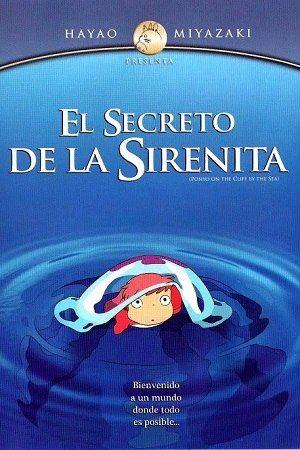 Ponyo y el secreto de la sirenita   Película Completa Online