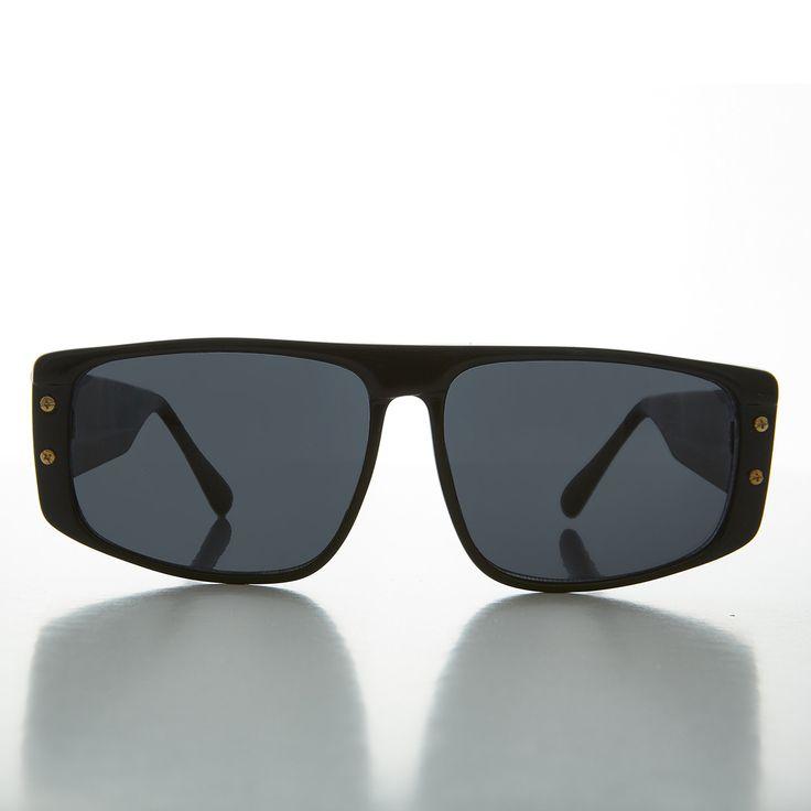 1990s Vintage Hipster Hip Hop Men's Sunglasses NOS -CORTEZ
