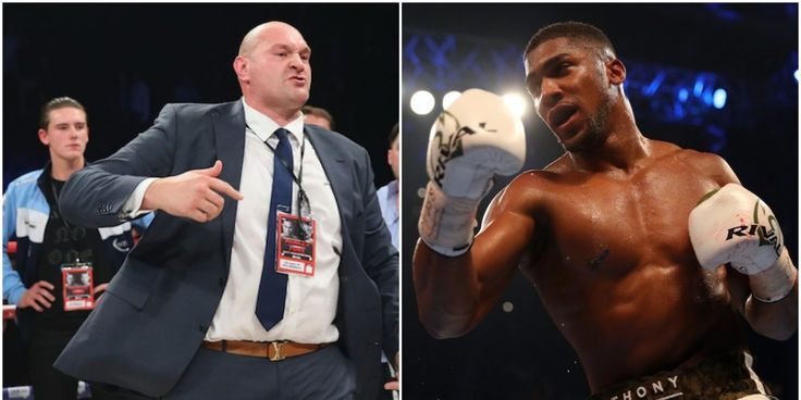 ICYMI: Anthony Joshua will face the biggest test of his career if Tyson Fury can fight the fat