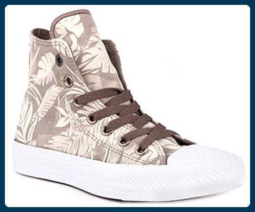 Converse Chuck Taylor All Star II Damenschuhe Sneaker Multi/Buff (Beige/Grün) 35 - Sneakers für frauen (*Partner-Link)