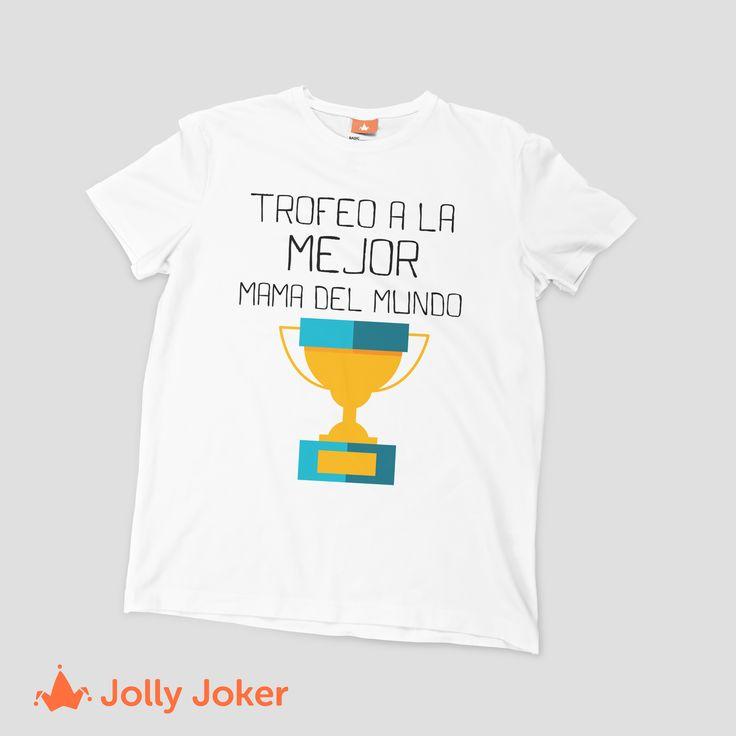 Jolly joker tiene un montón de ideas para el estampado de tus camisetas. personalizalas para la reunión, evento o regalo.  Tus camisetas personalizadas del día de la madre quedaran geniales