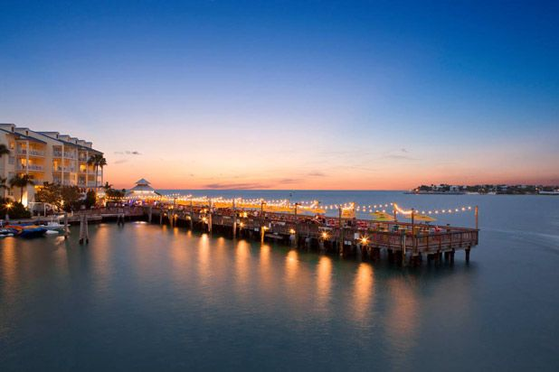 10 Best Florida Keys Restaurants to watch the SUNSET! <3