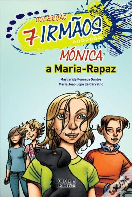 Mónica, a Maria-Rapaz