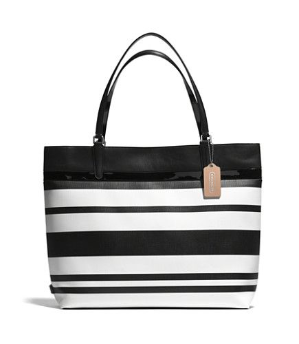 0668f5343627 ... burberry sketchbook series reversible coated canvas tote authentic  coach diaper 43459 ac3ff  cheap coach tote in striped coated canvas a8853  3590d