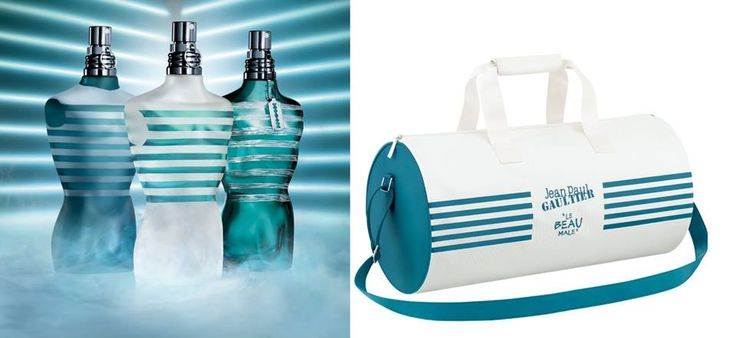 Purchase any JPG Le Male 125ml Fragrance & get a free Weekend bag at Edgars #BBRecommends