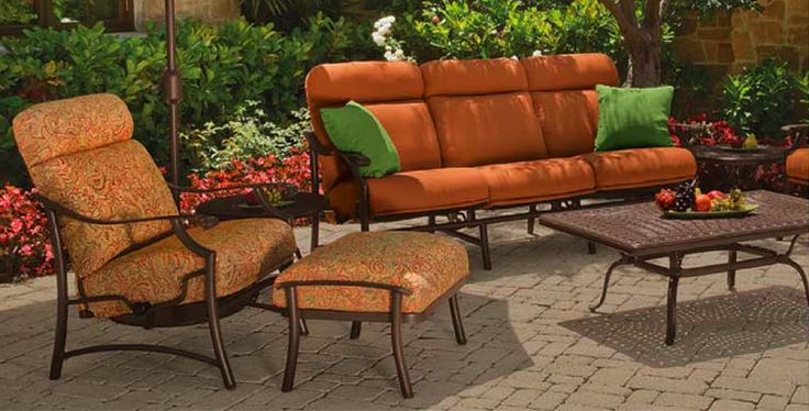 1000 images about Tropitone Patio Furniture on Pinterest