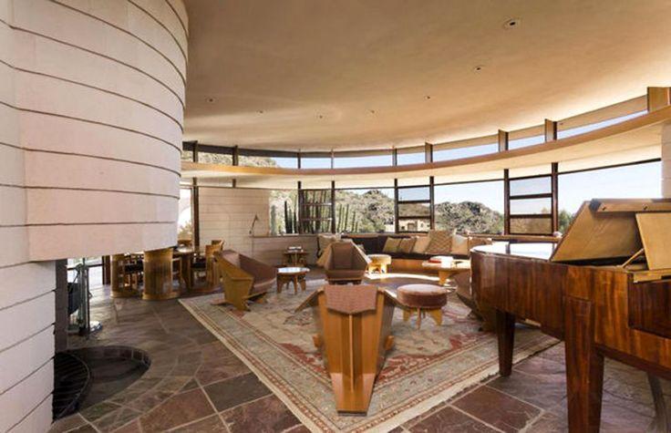 Norman Lykes house - Franck Lloyd Wright - 1959 - 69 - Phoenix - Le Figaro immobilier mars 2016 - photo 08