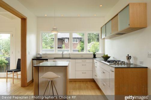 une cuisine semi ouverte pourquoi pas chez vous cuisine pinterest portail maison. Black Bedroom Furniture Sets. Home Design Ideas