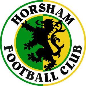 1871, Horsham F.C. (England) #HorshamFC #England #UnitedKingdom (L16924)