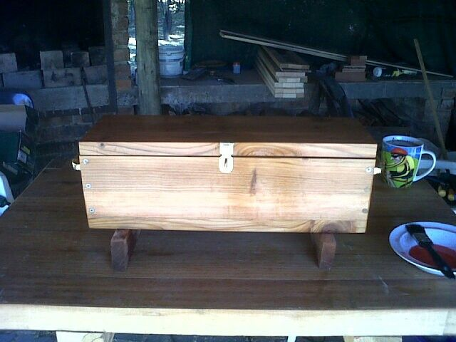 Cedarwood jewellery box #handmade #chk #ownbusiness #cedarwood