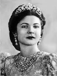 Queen Farida of Egypt