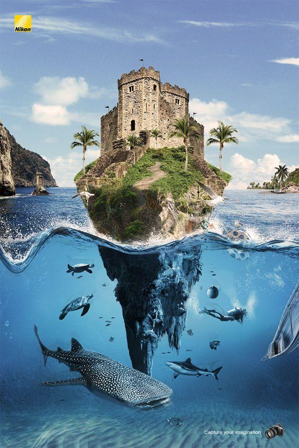 Capture your imagination by Mr. Kuns, via Behance
