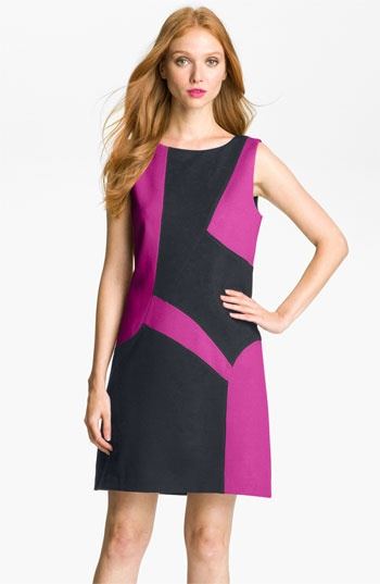 Suzi Chin for Maggy Boutique Colorblock Mod Shift Dress | Nordstrom: Dresses Black, Maggie Shops, Boutiques Purple, Mod Shift, Colorblock Dresses, Shift Dresses, Colorblock Mod, Boutiques Colorblock, Suzy Chin