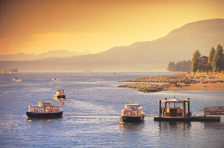 False Creek Ferries, Vancouver, British Columbia