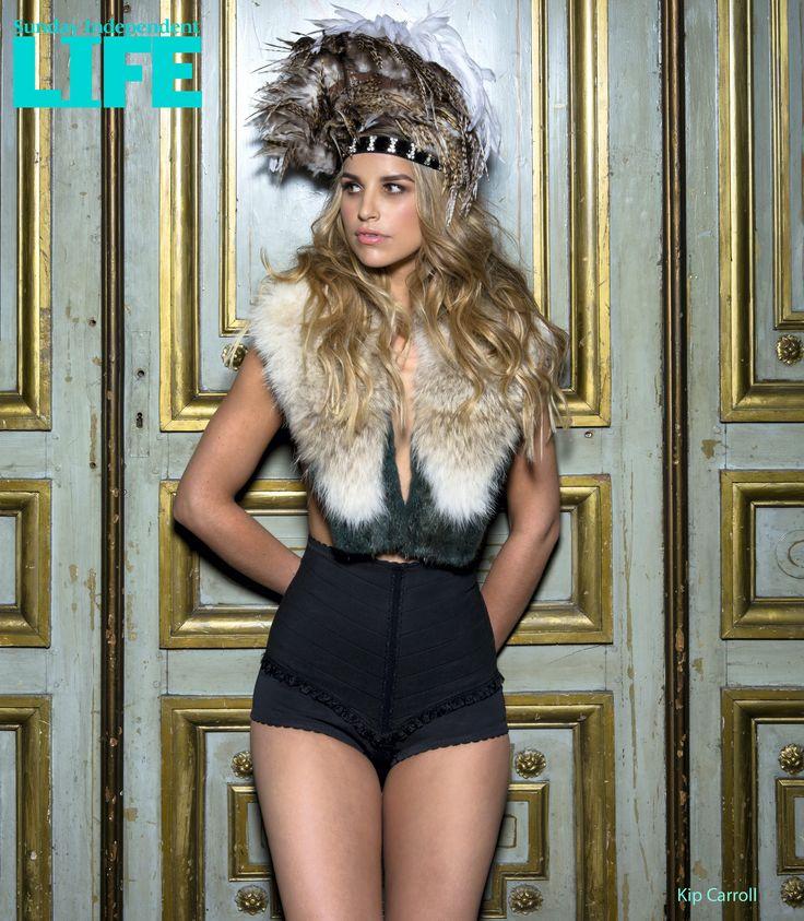 Vogue McFadden | Wearing Joanne Hynes | Life Magazine | 2014