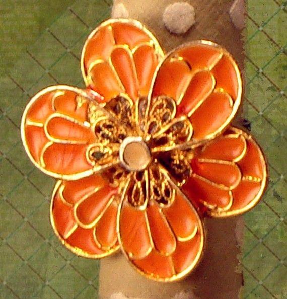 Orange Mondays von Rhian auf Etsy