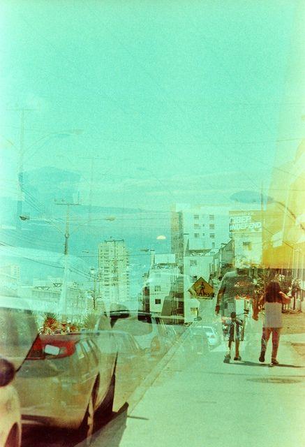 Y35390 | Flickr: Intercambio de fotos. Exposición múltiple con Yashica635 en Antofagasta