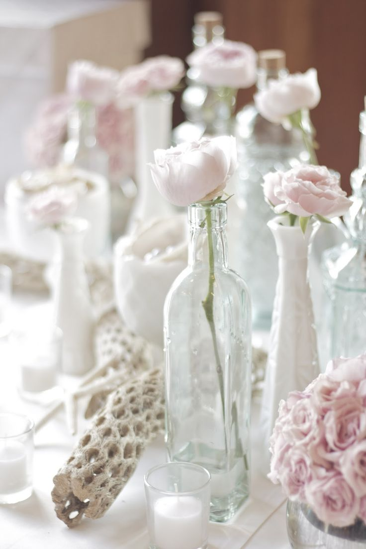 Fancy Wedding Centerpieces Glass Vases Pictures - The Wedding Ideas ...