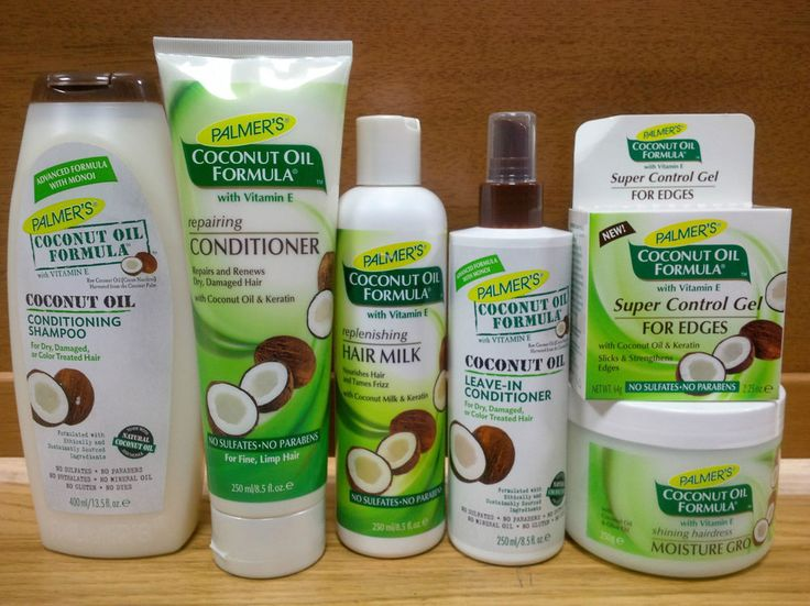 Palmer's Olive Oil Formula Olive oil Hair Products