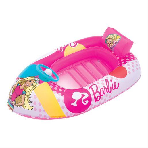 Bateau Gonflable Barbie La Foir Fouille En 2020 Bateau Gonflable Gonflable Piscine