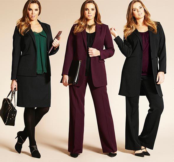 127 best Women's Business Suits images on Pinterest | Business ...