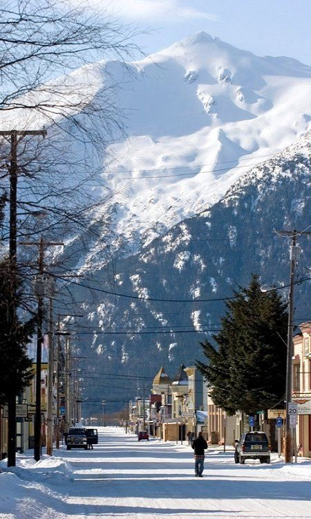 | Modest Maintenance | Skagway, Alaska, U.S                                                                                                                                                                                 More